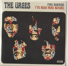 The Urges 'Fire Burning / I've Been Here Before' 2 Track CD (2012) NEW/SEALED