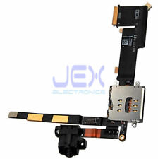 Sim Card Reader/Headphone Jack Flex Cable for iPad 2 16GB/32GB/64GB 3G Version