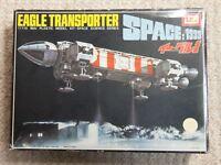 SPACE 1999 EAGLE TRANSPORTER 1/110 IMAI Model Kit