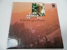 """GLEN CAMPBELL . By the time I get to Phoenix . 12"""" 33rpm LP Record . Country ."""