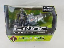 G.I. Joe Mole Pod With Terra-Viper The Rise Of Cobra Movie Figure