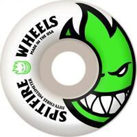 Spitfire Bighead Classic 99D Green Skateboard Wheels - 53mm
