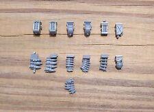 40K Ork Flash Gitz Snazzgun Ammo Belts & Magazines/Clips Bits 12 Bitz