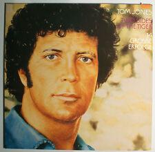 LP-Tom Jones-two sides of the Tiger-Decca Teldec 6.26037 - VINILE
