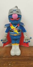 Flying Super Grover 2.0 Doll that Sings and Talks - Sesame Street by Hasbro