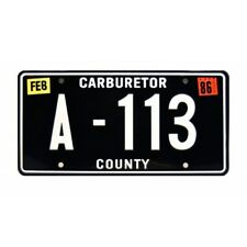 Tow Mater's Tow Truck A-113 License Plate Cars  Plaque d'Immatriculation