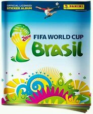 Panini WM 2014 30 Sticker aussuchen aus fast allen