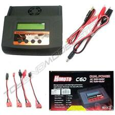 Intelligent Fast Charger C6D Radio Control Model Lipo Li-Ion NiCd NiMH Battery