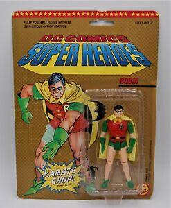 1989 DC Comics Super Heroes Karate Chop Robin Action Figure NIB Toy Biz