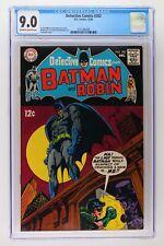 Detective Comics #382 - DC 1968 CGC 9.0