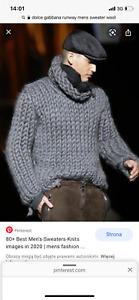 Dolce &Gabbana Runway Sweater no. 3000€