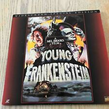 Young Frankenstein Widescreen Special Edition NTSC Laserdisc [Mel Brooks]