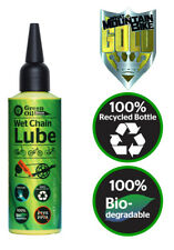 Green Oil Natural Wet Bicycle Chain Lube 100ml