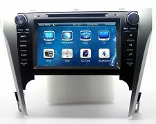 """8"""" Car Stereo DVD Player GPS Navigation For Toyota Camry European Asian Version"""