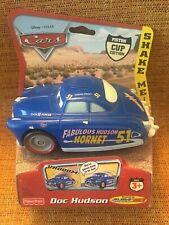 Doc Hudson Fisher Price Shake N Go! Piston Cup Radiator Springs
