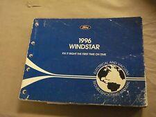 1996 Ford Windstar Electrical Vacuum Troubleshooting Manual EVTM OEM