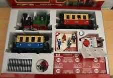 More details for lgb 78302 steam passenger train starter set, light, sound, smoke, complete, box