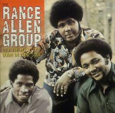 CD the RANCE ALLEN GROUP - let the music get down en su soul