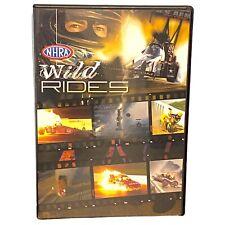 New listing NHRA Wild Rides (DVD, 2008) Drag Racing - Rare HTF - Extreme Sports
