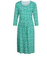 98# Artigiano Kleid, grun size UK8