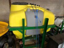Spray Tank 600 Litre, Farming, 3 Pt Hitch, Tractor