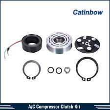 AC A/C Compressor Clutch Assembly For HONDA CR-V 07-14 2.4L l4 Premium Quality