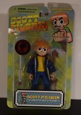 "Mezco Scott Pilgrim vs The World 6"" Action Figure Yellow w/ Jacket SDCC 2011"