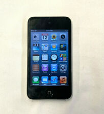Apple iPod Touch, 4th generation, Wi-Fi, 8GB - Black (Scratch & Dent)