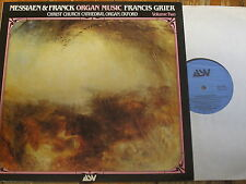 ALH 936 Messiaen / Franck Organ Music Vol. 2 / Grier