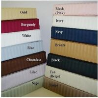 """1 pc Fitted Sheet only Super Deep Pocket(12""""/15""""/18""""/21""""/25""""/30"""") US-King Size"""