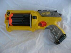 Nerf Gun N-Strike Maverick Rev-6 Hasbro