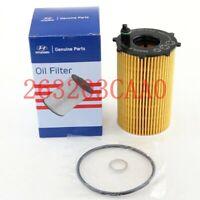Genuine Hyundai 26310-3CAA0 Engine Oil Filter