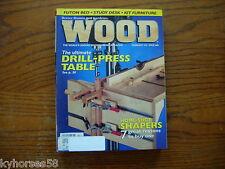 Better Homes U0026 Gardens Wood Magazine Issue 86 February 1996
