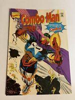Amazing Spiderman 1 COMBO'S SNACK GIVEAWAY PROMO COMBO MAN COMBOMAN RARE MINI
