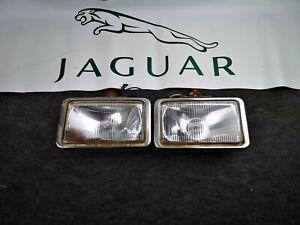 Jaguar XJS 5.3 V12  HALOGEN lamps, FOG lights.
