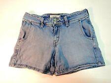 Levis Womans 545 Denim Shorts Blue Jean Size 4