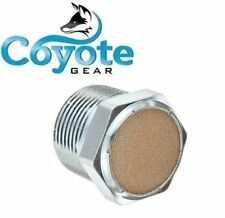 """3/4"""" NPT Male Threads Air Breather Vent Plug Fitting Oil Fuel Tank Coyote Gear"""