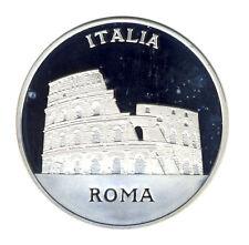 ITALIEN - Rom - COLLOSEUM - SILBER - ANSCHAUEN (11484/466N)