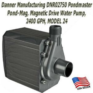 Danner/Pondmaster 02750 2400 GPH Magnetic Drive Water Pump MODEL 24
