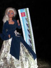 WINTER VELVET MATTEL VTG AVON EXCLUSIVE 1st SPECIAL EDITION BARBIE DOLL