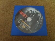 DVD TARGET (Dvd seul sans boitier ni jaquette) - VF VOSTFR - Très bon état