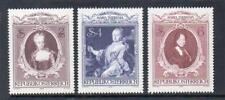 AUSTRIA MNH 1980 SG1868-70 DEATH BICENTENARY OF EMPRESS MARIA THERESA
