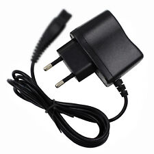 EU Adapter Charger Power Supply For Philips OneBlade QP2530/25 Hybrid Trimmer