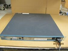 Cisco 2811 Integrated Services Router v10 128mb card HWIC1DSUT1
