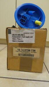 Genuine VDO BMW 3-Series E36 Fuel Pump Assembly + Fuel Level Sensor 16146758736
