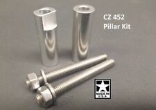 CZ 452 Aluminum Pillar Kit DIY Stock Pillar Bedding