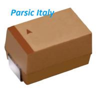 B45196-E KEMET 4V 68uF 10 % Case D Condensatori al Tantalio SMD (QTY: 50 PEZZI )
