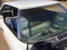 1976 74 75 Impala Caprice Hardtop Front Windshield Molding iSurround Trim Pieces