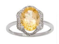 White Gold Fine Rings
