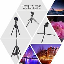 Zomei Q555  Pro Aluminium Tripod & Ball Head Compact Travel + Carrying Case